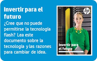 Descargue el documento sobre tecnologia all-flash